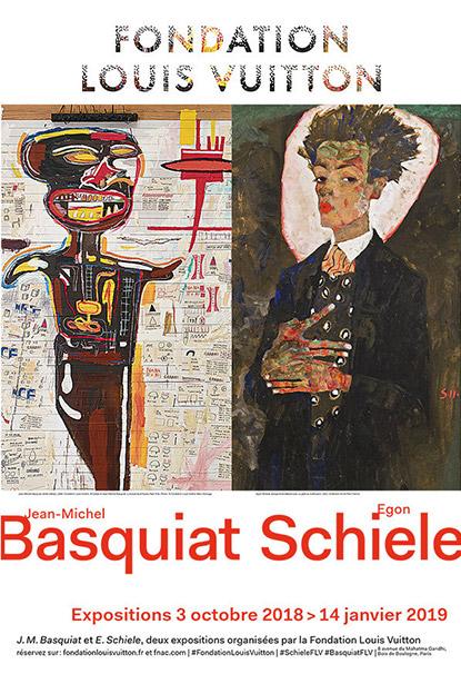 BASQUIAT – SCHIELE