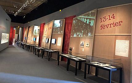 Exposition 68 Les Archives Du Pouvoir aux Archives Nationales de Paris