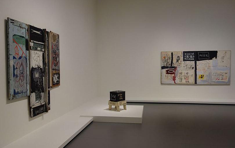 Exposition Basquiat-Schiele à la Fondation Louis Vuitton à Paris