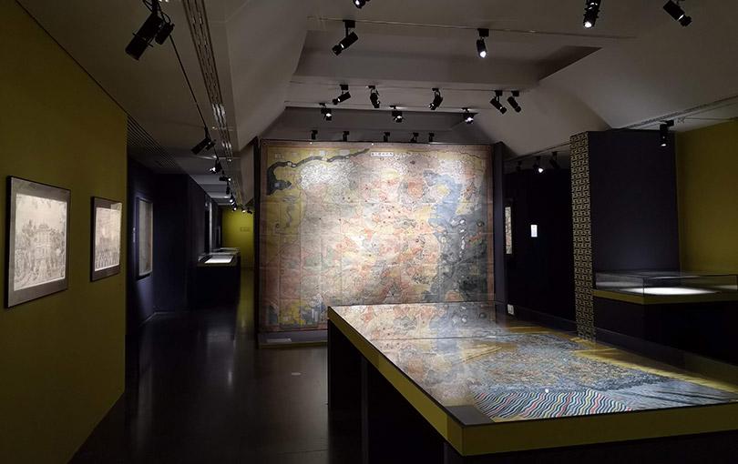 Exposition Le Monde Vu D'Asie au Musée National des Arts Asiatiques Guimet à Paris