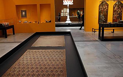 Exposition L'Empire Des Roses au Musée du Louvre-Lens à Lens