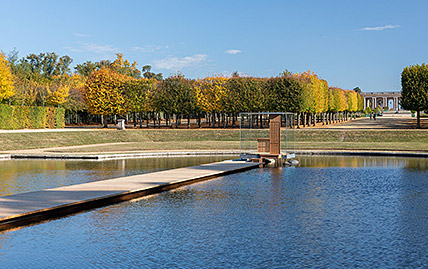 Exposition Sugimoto à Versailles au Château de Versailles