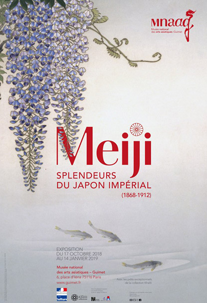 MEIJI SPLENDEURS DU JAPON IMPÉRIAL