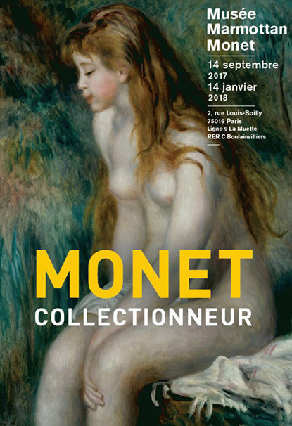 MONET COLLECTIONNEUR