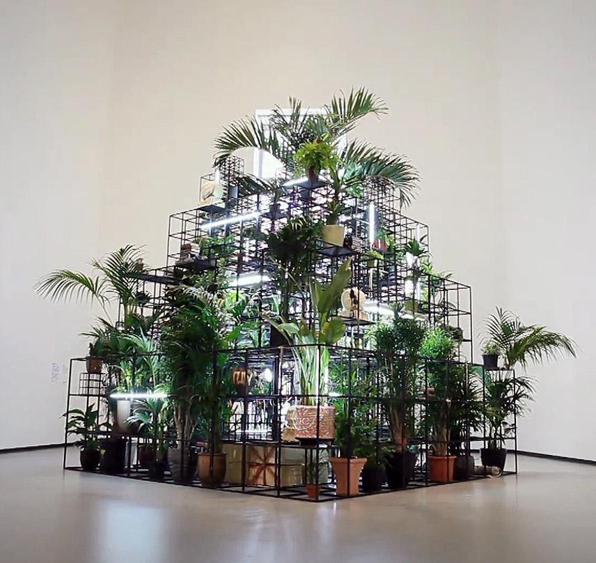 Exposition Art Afrique à la Fondation Louis Vuitton à Paris