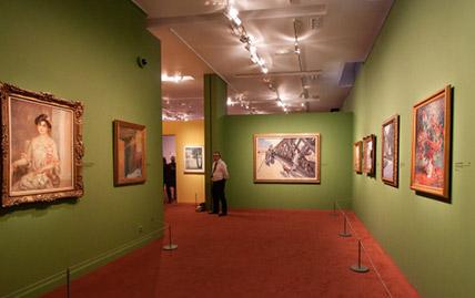 Exposition Collections Privées au Musée Marmottan Monet à Paris