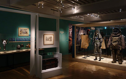 Exposition Dans La Peau D'Un Soldat au Musée de L'Armée Invalides à Paris