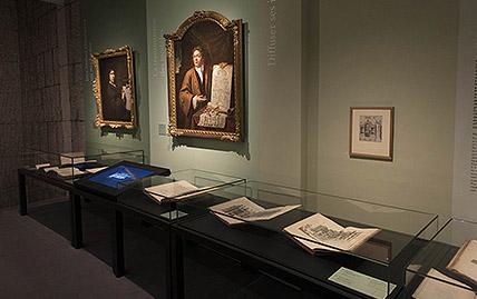 Exposition Dessiner Pour Bâtir aux Archives Nationales de Paris