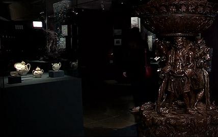 Exposition Meiji Splendeurs Du Japon Impérial au Musée National des Arts Asiatiques Guimet à Paris