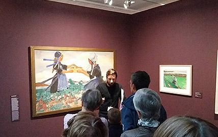 Exposition Modernité en Bretagne 2 au Musée de Pont-Aven