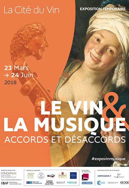 LE VIN & LA MUSIQUE