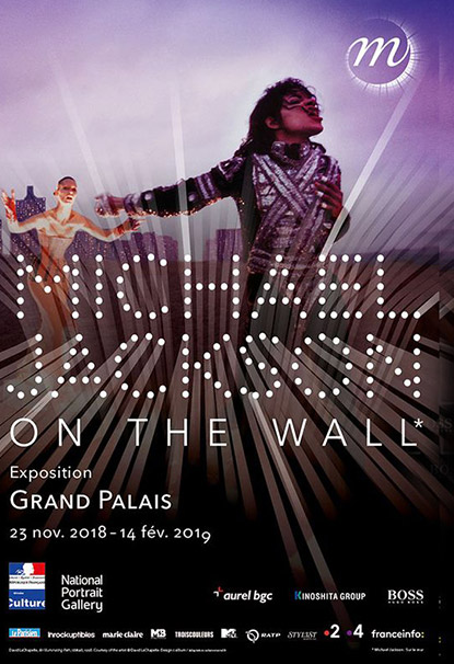 MICHAEL JACKSON – ON THE WALL