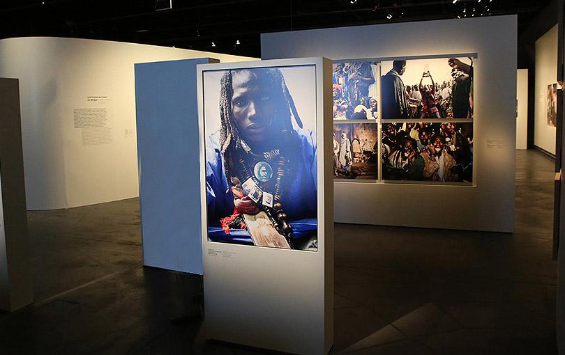 Exposition Afrique au Musée d'Ethnographie de Genève