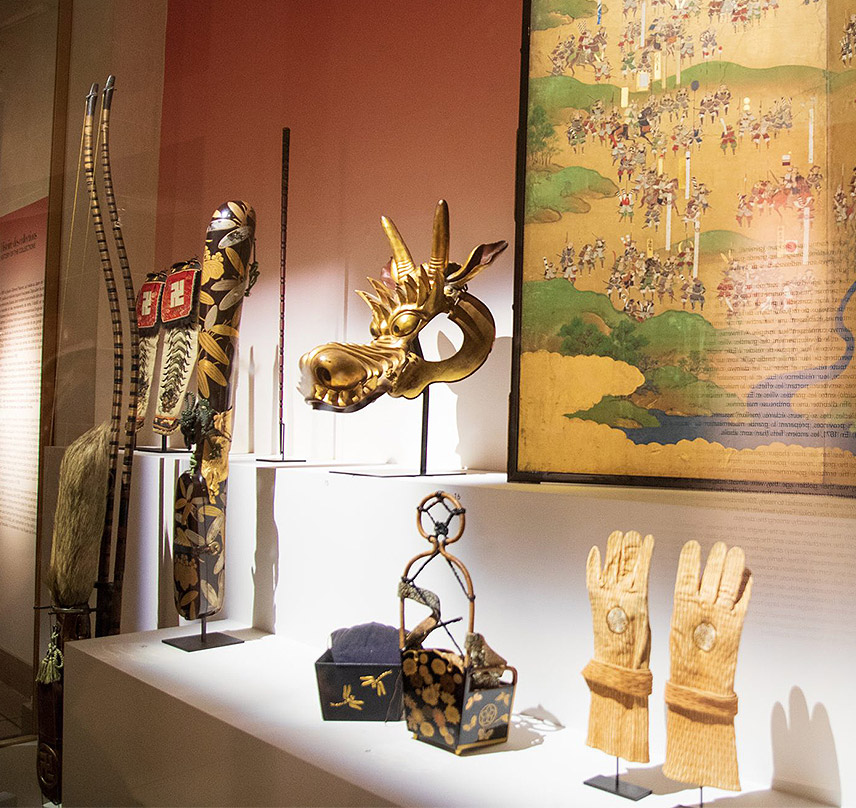 Exposition Daimyo au Musée National des Arts Asiatiques Guimet à Paris