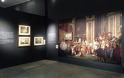 Exposition L'Art Au Service Du Pouvoir à l'Atelier Grognard à Rueil Malmaison