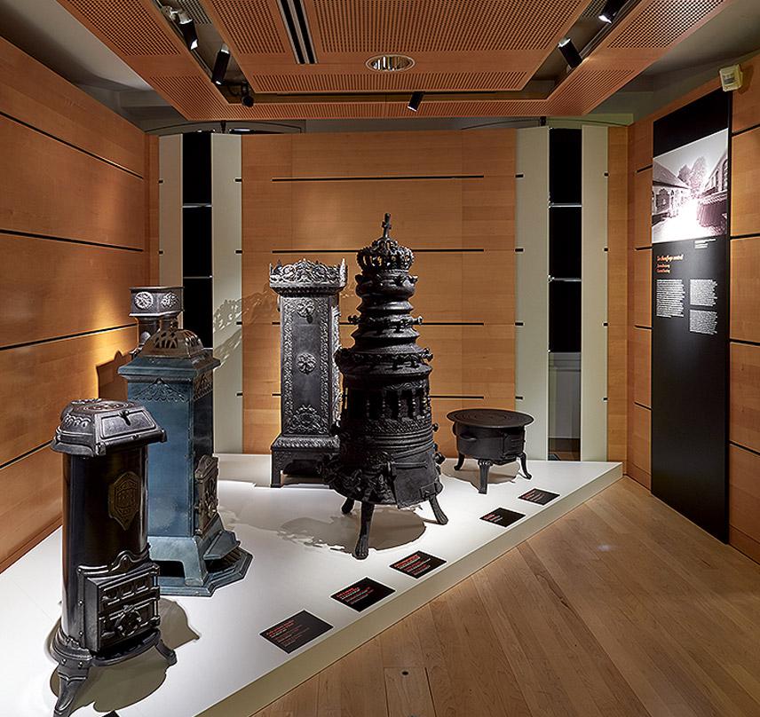 Exposition Schwaarz Konscht au Letzebuerg City Museum au Luxembourg