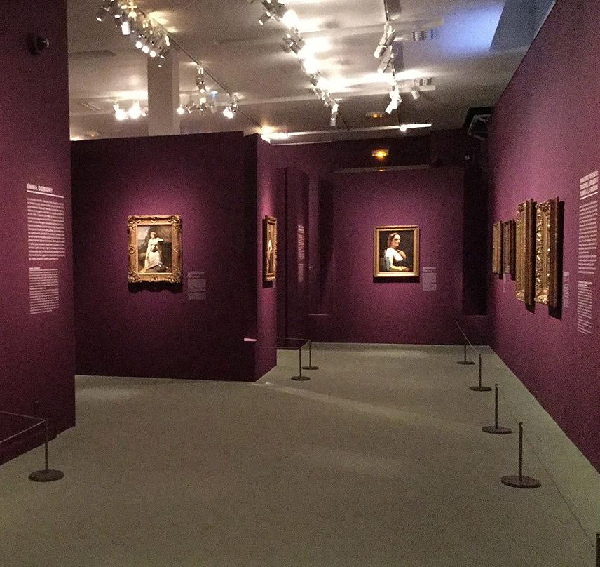 Exposition Corot - Le Peintre Et Ses Modèles au Musée Marmottan Monet à Paris