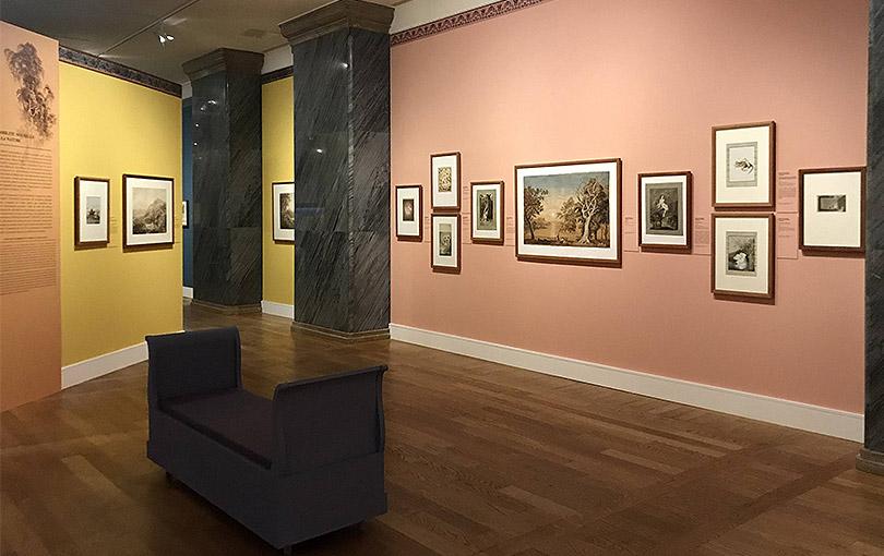 Exposition L'Allemagne Romantique au Petit Palais à Paris