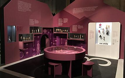 Exposition Ludique au Musée Lugdunum à Lyon