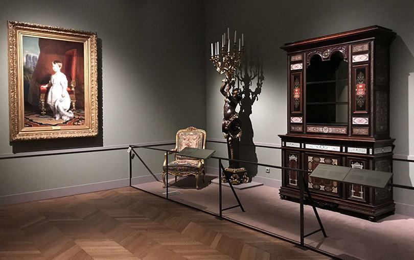 Exposition Paris Romantique 1815-1848 au Petit Palais à Paris