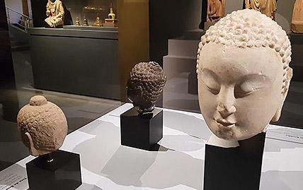 Exposition Bouddha La Légende Dorée au Musée National des Arts Asiatiques Guimet à Paris