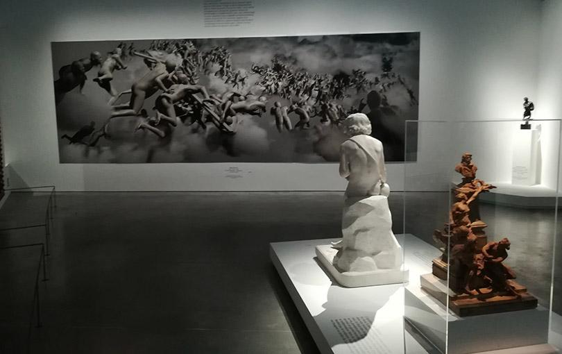 Exposition Le Rêve d'être Artiste au Palais des Beaux-Arts à Lille