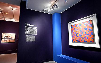 Exposition Mondrian Figuratif au Musée Marmottan Monet à Paris