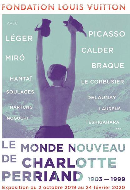 LE MONDE NOUVEAU DE CHARLOTTE PERRIAND (1903-1999)