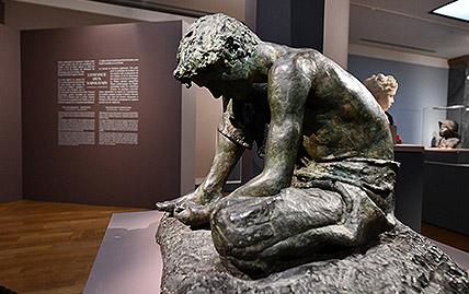 Exposition Vincenzo Gemito (1852-1929) au Petit Palais à Paris