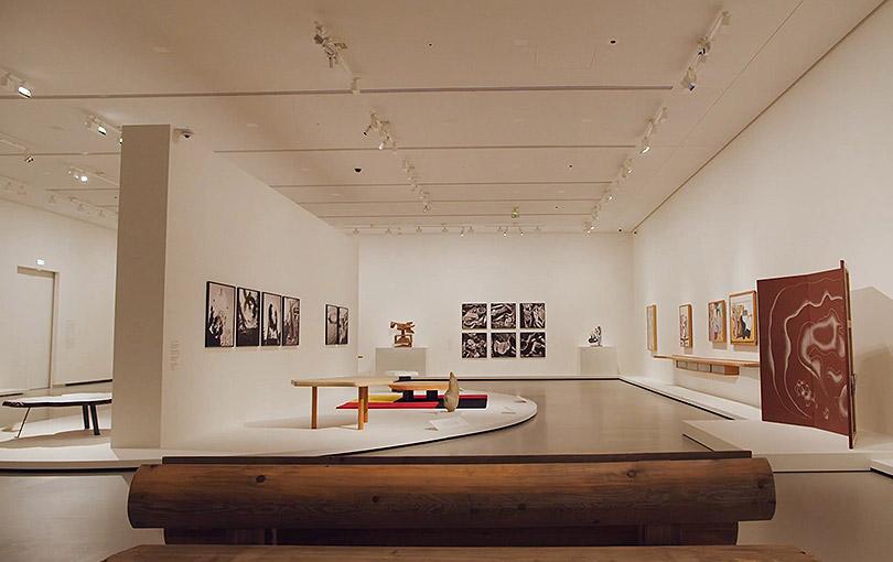 """Exposition """"Un Monde Nouveau de Charlotte Perriand (1903-1999)"""" à la Fondation Louis Vuitton à Paris"""