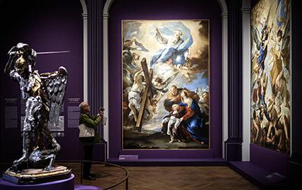 Exposition Luca Giordano (1634-1705) au Petit Palais à Paris