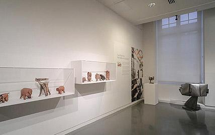"""Exposition """"Philolaos"""" au Musée de Valence"""