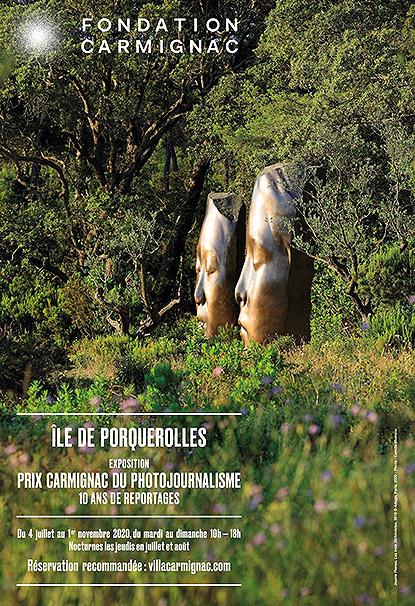 PRIX CARMIGNAC DU PHOTOJOURNALISME – 10 ANS DE REPORTAGES