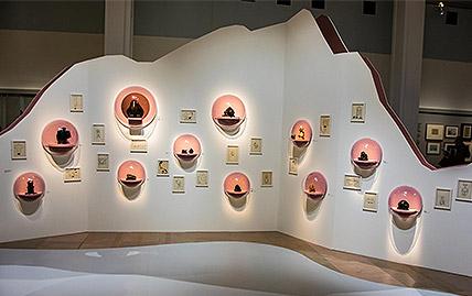 """Exposition """"Au pays des monstres. Léopold Chauveau (1870-1940)"""" au Musée d'Orsay à Paris"""