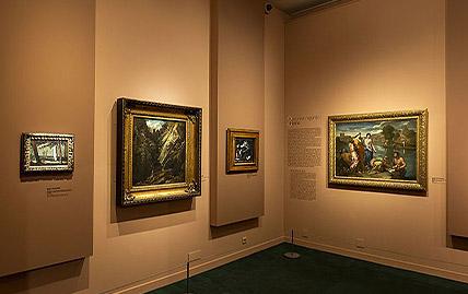 """Exposition """"Cézanne et les Maîtres - Rêve d'Italie"""" au Musée Marmottan Monet à Paris"""