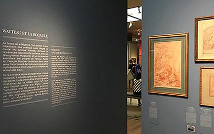 """Exposition """"La Force Du Dessin - Chefs-d'œuvre de la Collection Prat"""" au Petit Palais à Paris"""
