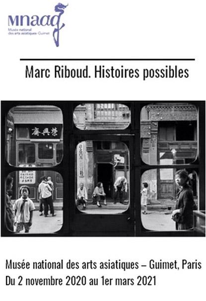 """Exposition """"Marc Riboud"""" au Musée National des Arts Asiatiques Guimet à Paris"""