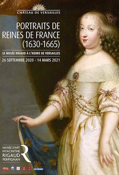 PORTRAITS DE REINES DE FRANCE