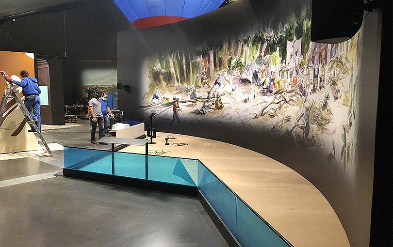Exposition Maka un refuge en terre Malgache