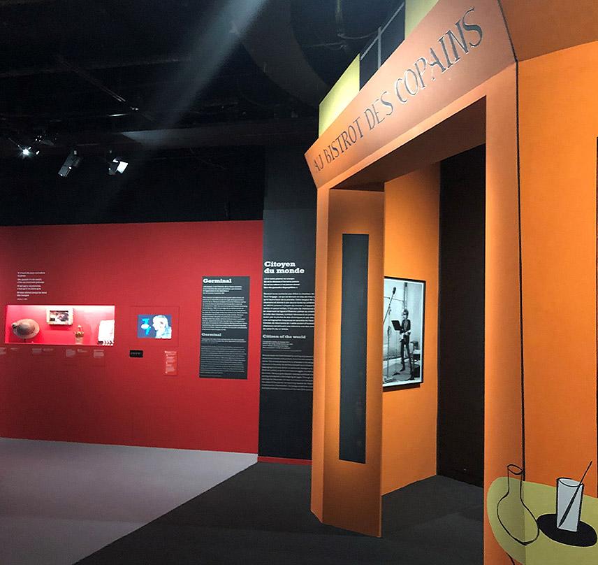 """xposition """"Putain d'expo"""" à la Cité de la Philharmonie à Paris"""