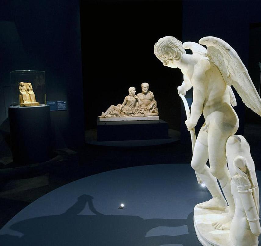 Exposition Amour au Musée du Louvre-Lens à Lens